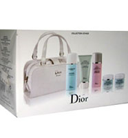 Christian Dior HydrAction Collection Voyage Kit