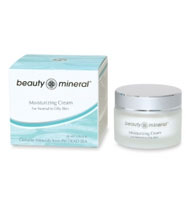 Beauty Mineral Moisturizing Cream for Normal to Oily Skin